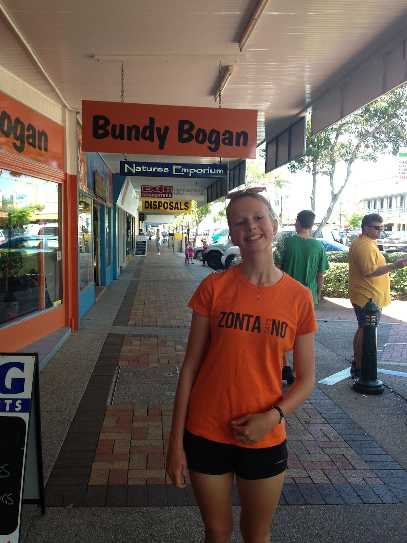 Abby in Bundaberg
