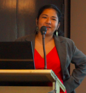 Guest Speaker- Dulcinea Hernandez, Director of Community Participation of Volunteering Queensland